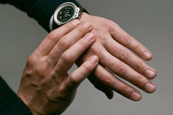 Men's Manicure in Welland