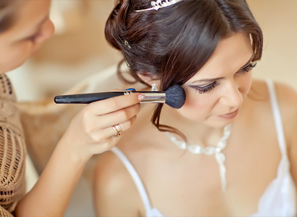 Wedding Makeup in Welland