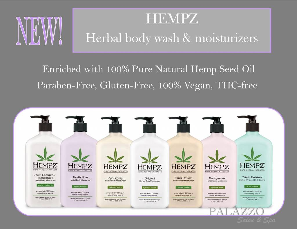 New Hempz Products