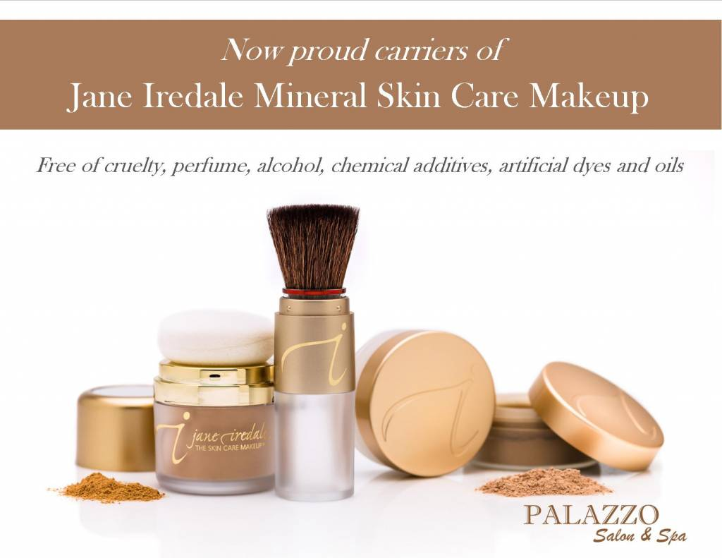 Jane Iredale Launch