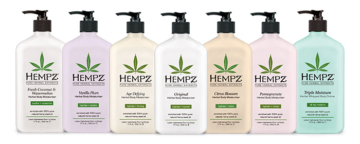 Hempz Products in Welland