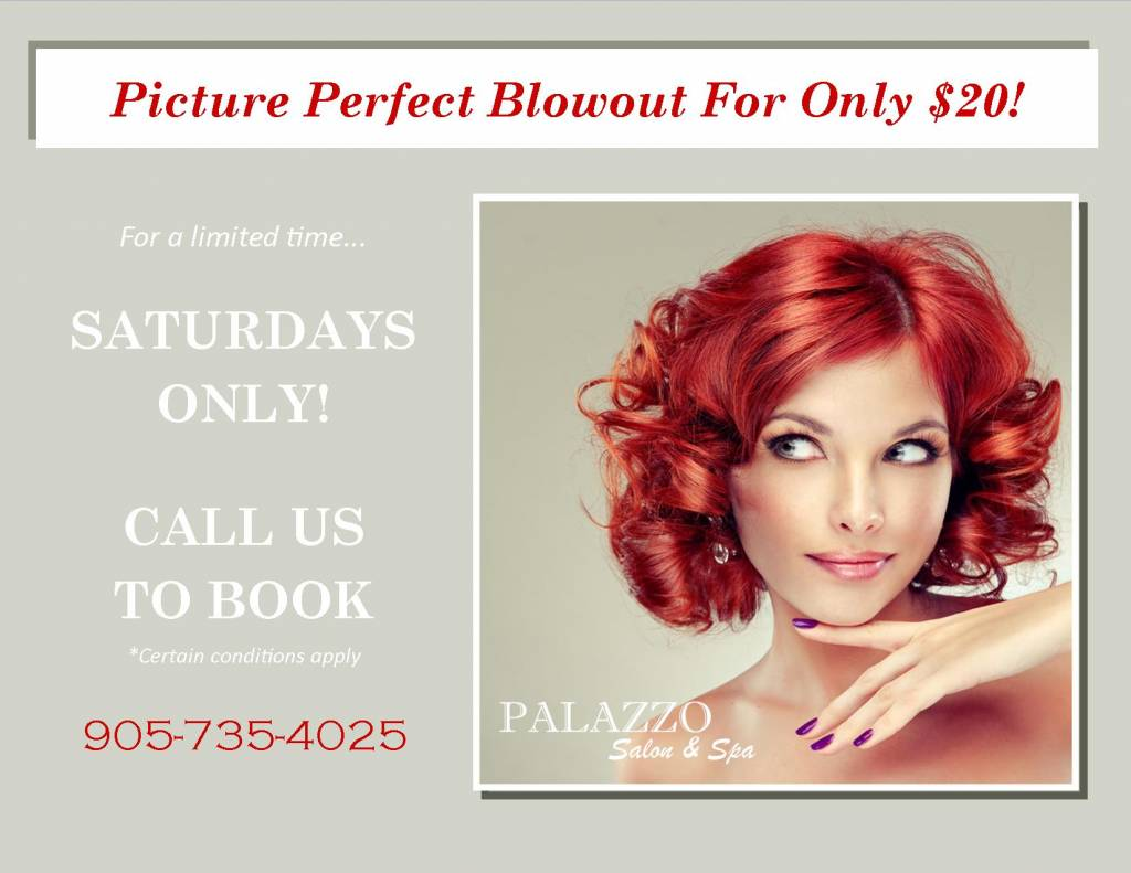 Picture Perfect Blowout