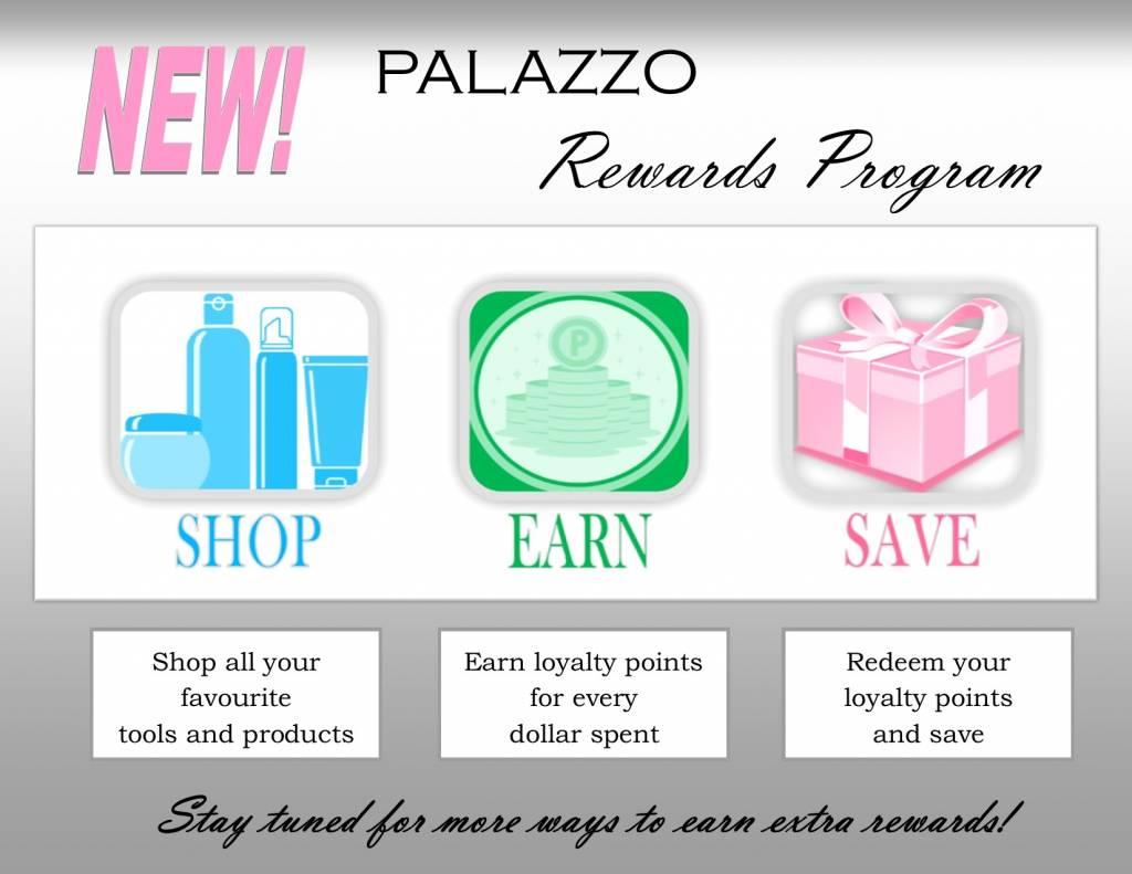 Palazzo Rewards