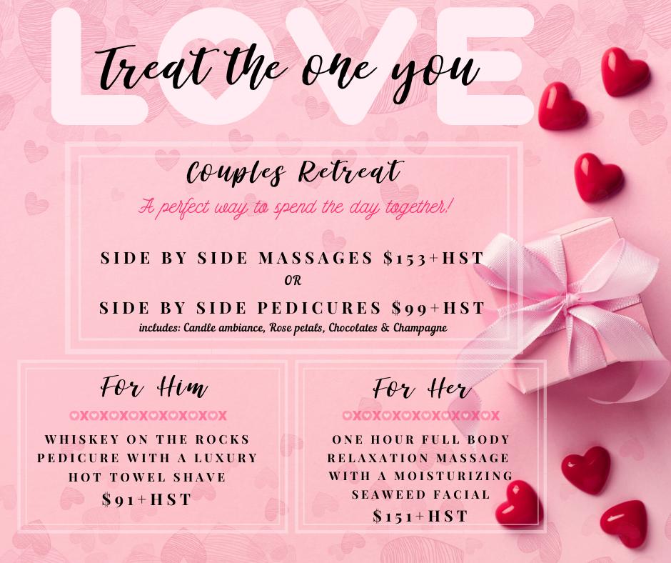 Valentines Day Couples Retreat